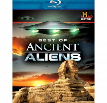 BEST OF ANCIENT ALIENS Bluray