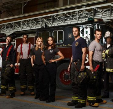 Chicago Fire Cast NBC