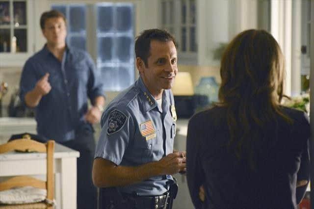 CASTLE Season 5 Episode 4 Murder He Wrote 9