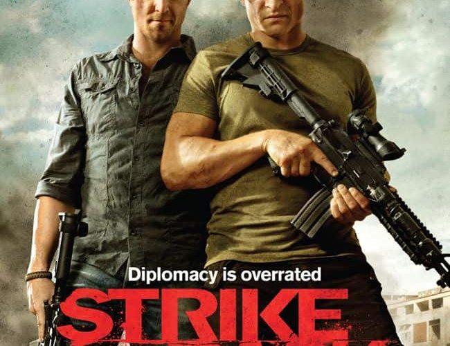 STRIKE BACK Season 2 Poster