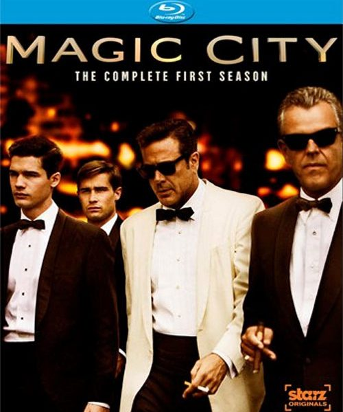 Magic City Season 1 Bluray