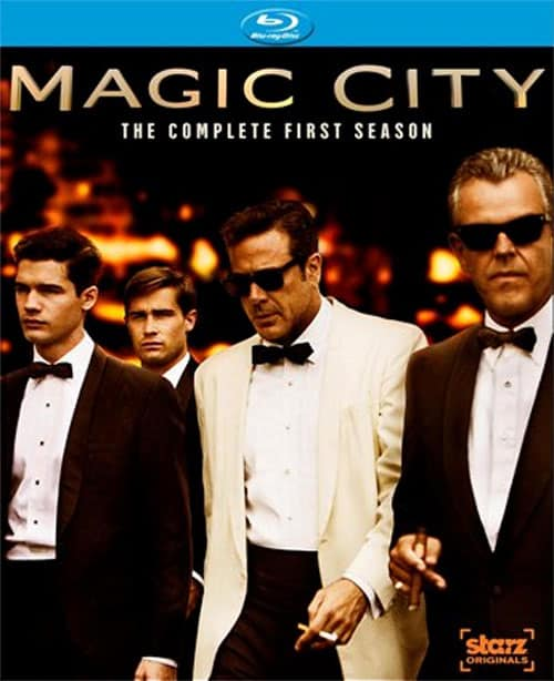 Magic City Season 1 Bluray