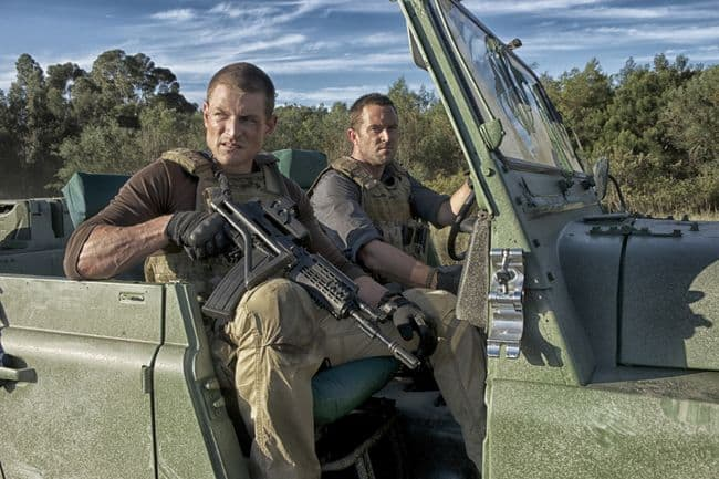 Strike Back Season 2 Episode 8 CInemax