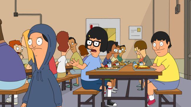 Bobs Burgers Season 3 Episode 1 Ear sy Rider 4