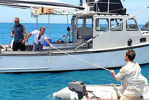 Lana I Ka Moana (Adrift)