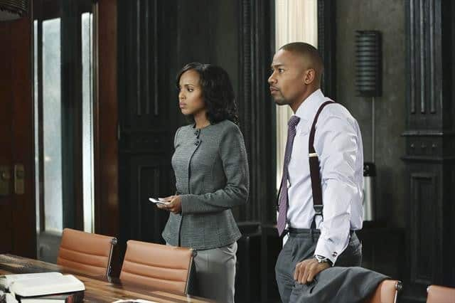 Scandal Season 2 Episode 1 White Hats Off