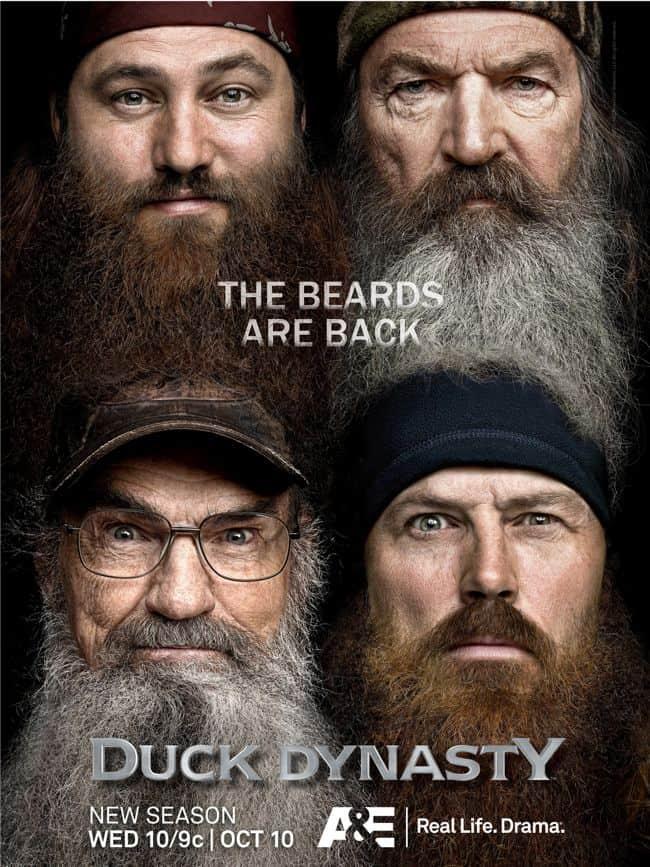Duck Dynasty Season 2 Poster