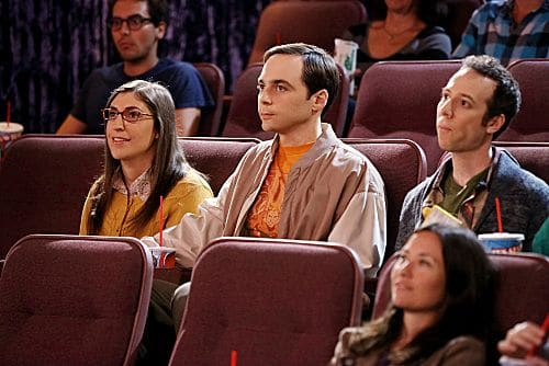 THE BIG BANG THEORY Season 6 Episode 2 The Decoupling Fluctuation
