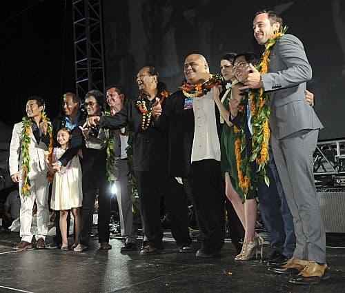 Hawaii Five 0 Season 3 Sunset On The Beach 1