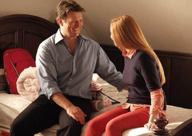 CASTLE Season 5 Episode 3 Secrets Safe With Me 9