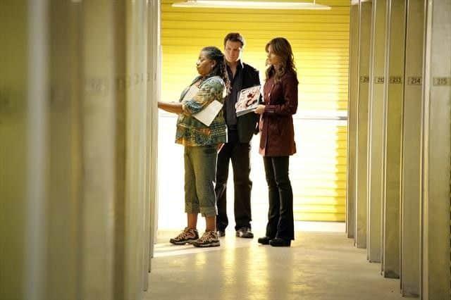 CASTLE Season 5 Episode 3 Secrets Safe With Me 2