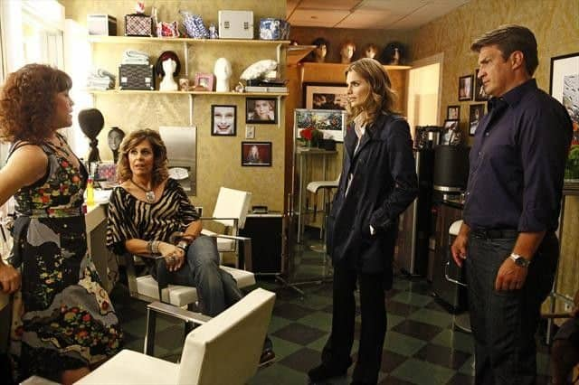 CHRISTINE ELISE, LAURA NIEMI, STANA KATIC, NATHAN FILLION