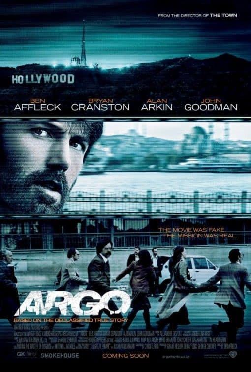 Argo Movie Poster 2