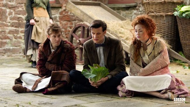 Doctor Who Season 7 Episode 4 The Power of Three 11