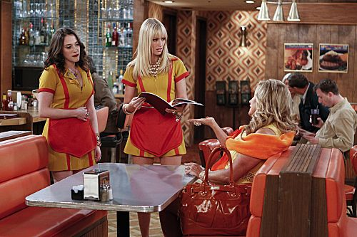 2 Broke Girls Season 2 Episode 1 And The Hidden Stash