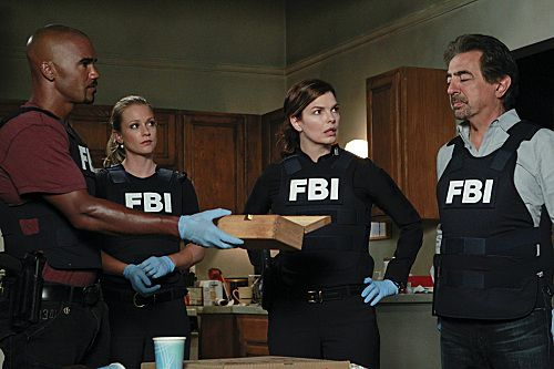 Criminal Minds Season 8 Episode 2 The Pact