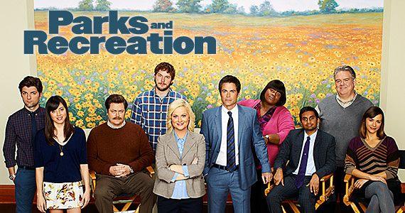 Parks And Recreation Cast NBC