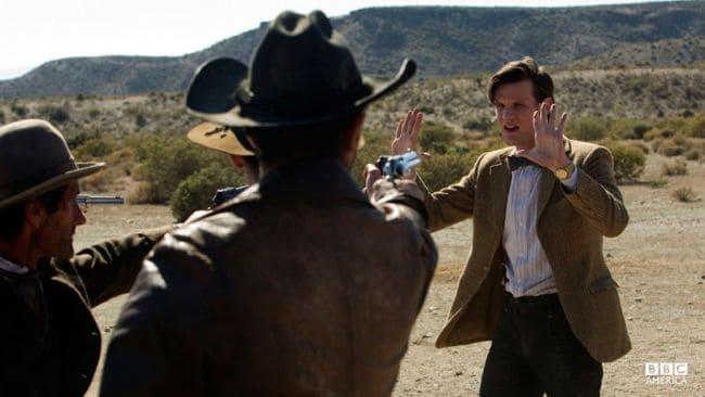 Doctor Who Season 7 Episode 3 Season 7 A Town Called Mercy 9