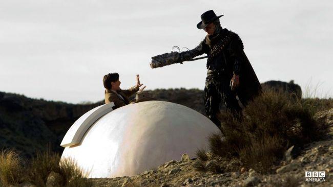 Doctor Who Season 7 Episode 3 Season 7 A Town Called Mercy 2
