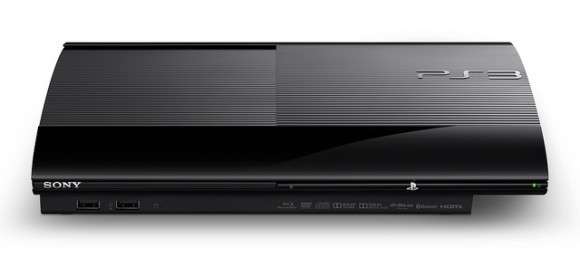 PS3 Slim Design New Sony Playstation