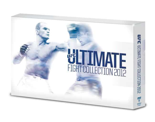 Ultimate Fight Collection 2012 3D