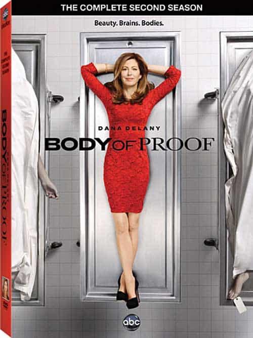 Body Of Proof Season 2 DVD