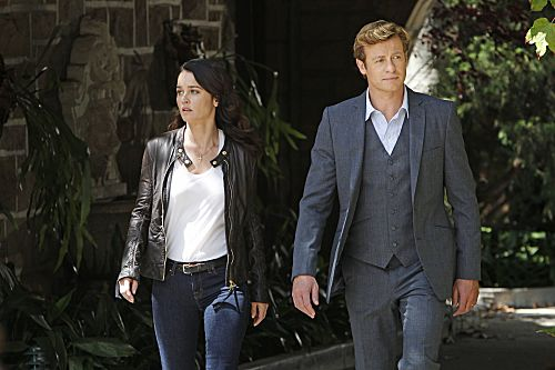 THE MENTALIST Season 5 Episode 2 Devils Cherry