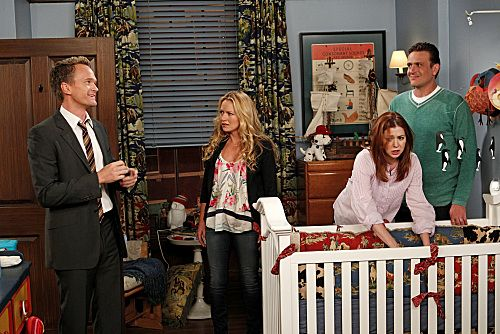HOW I MET YOUR MOTHER Season 8 Episode 1 Farhampton