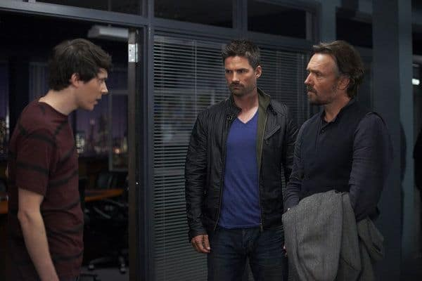 ALPHAS Season 2 Episode 7 Gods and Monsters