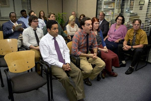 The Office Season 9 Episode 1 New Guys 3