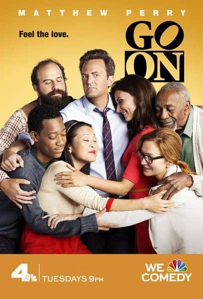 Go On Season 1 Poster NBC