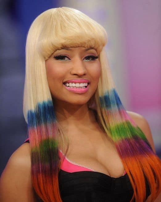 Nicki Minaj American Idol