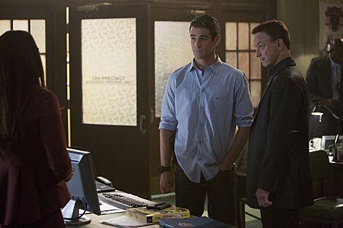 CSI NY Season 9 Episode 2 Where There's Smoke