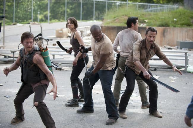 THE WALKING DEAD Season 3 Episode 1 Seed