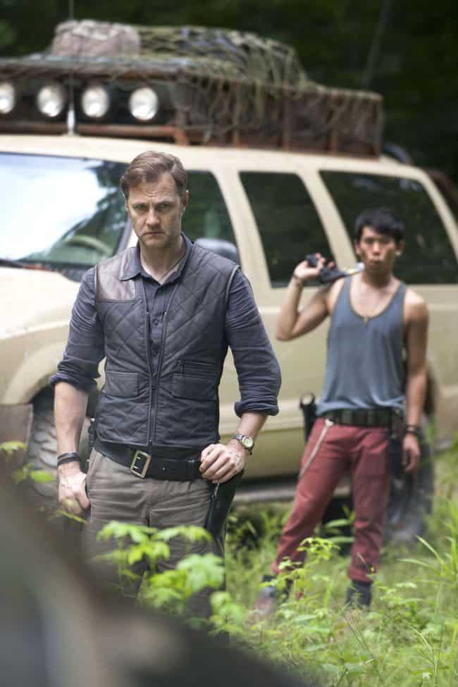 THE WALKING DEAD Season 3 Episode 1 Seed