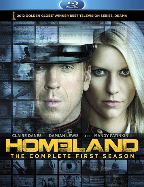Homeland Season 1 Bluray