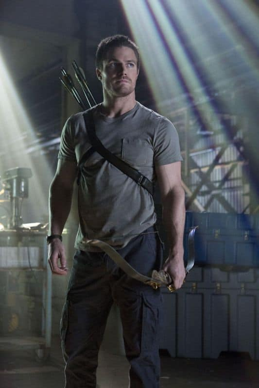 ARROW Season 1 Episode 1 Pilot