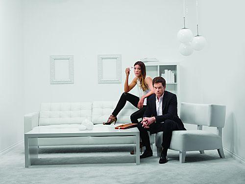 Dexter Season 7 Cast Michael C Hall Jennifer Carpenter