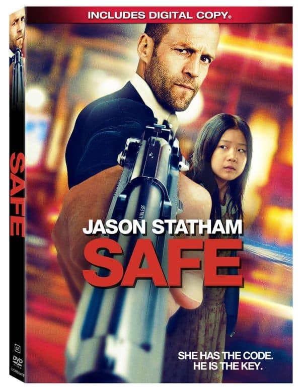 Safe DVD Jason Statham