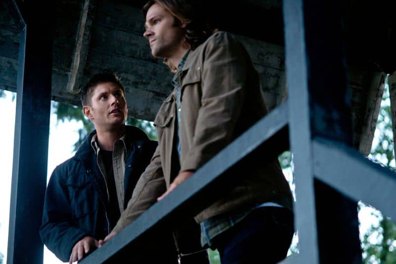 SUPERNATURAL Season 8 Episode 1 We Need To Talk About Kevin 10