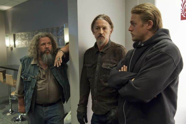 SONS OF ANARCHY Season 5 Episode 2 Authority Vested 1