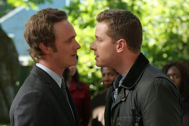 DAVID ANDERS, JOSH DALLAS