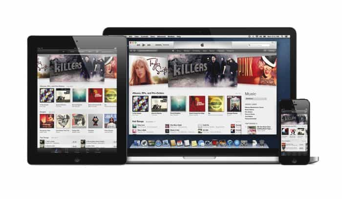New Apple iTunes