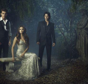 THE VAMPIRE DIARIES Season 4 Cast