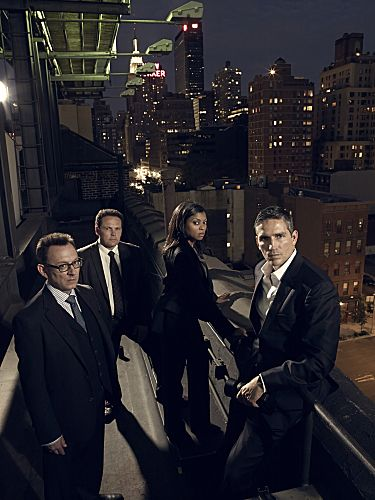 Person Of Interest Season 2 Cast