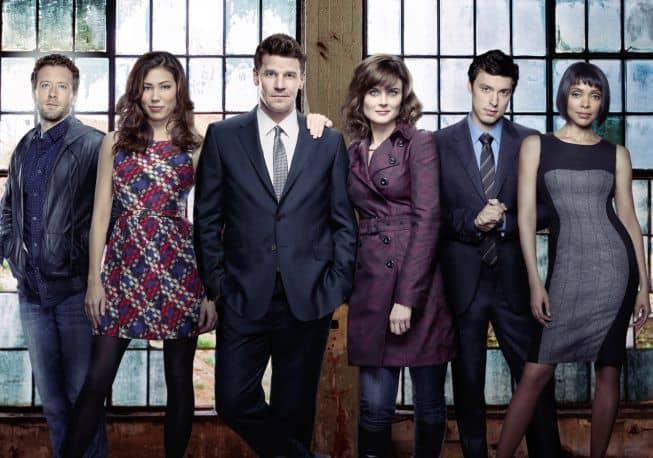 Bones Season 8 Cast