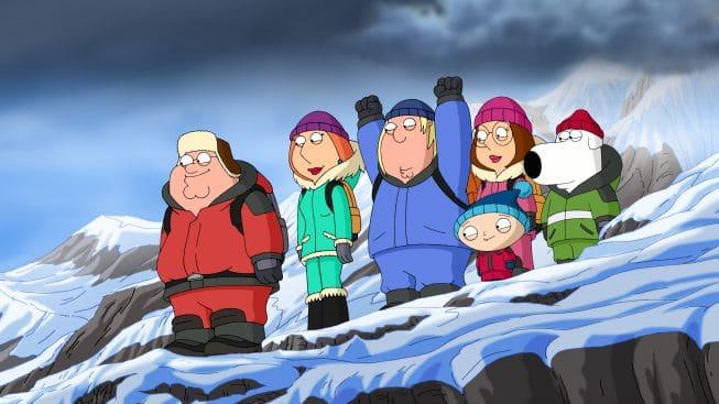 Family Guy Season 11 Episode 1 Into Fat Air