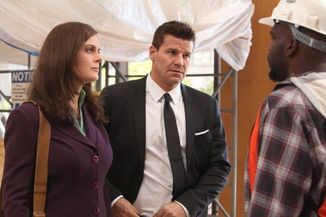 Bones Season 8 Episode 2 The Partners in the Divorce