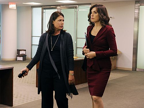 THE GOOD WIFE Season 4 Episode 2 And The Law Won