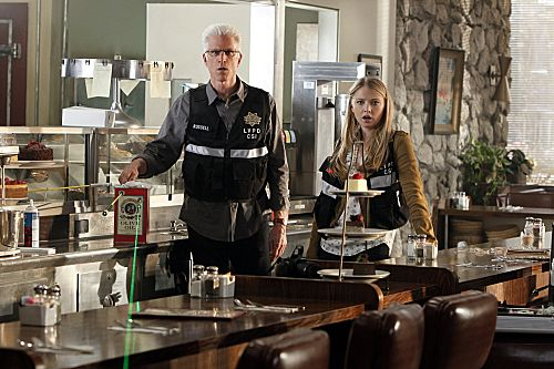 CSI Season 13 Episode 2 Code Blue Plate Special